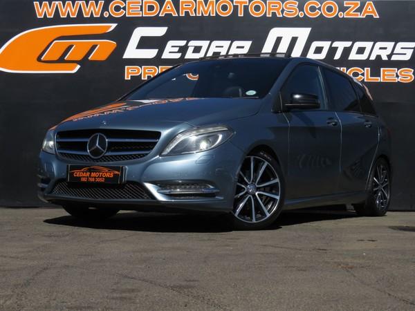 2014 Mercedes-Benz B-Class B 180 Cdi Be At  Gauteng Johannesburg_0