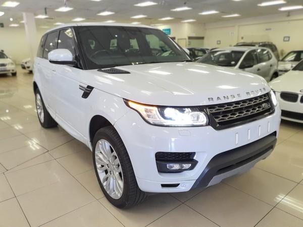 2016 Land Rover Range Rover Sport 3.0 SDV6 SE Kwazulu Natal Durban_0