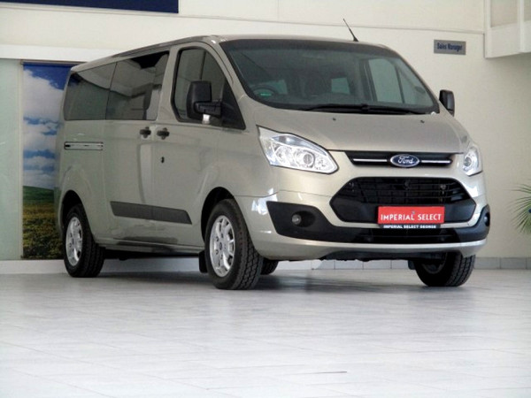 2013 Ford Tourneo 2.2D Trend LWB 92KW Western Cape George_0
