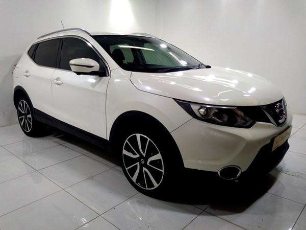 2015 Nissan Qashqai 1.6 dCi AcentaTechno CVT Gauteng Roodepoort_0