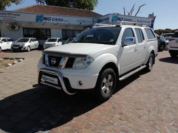 2010 Nissan Navara 2.5 Dci Le Pu Dc  Western Cape Bellville_0