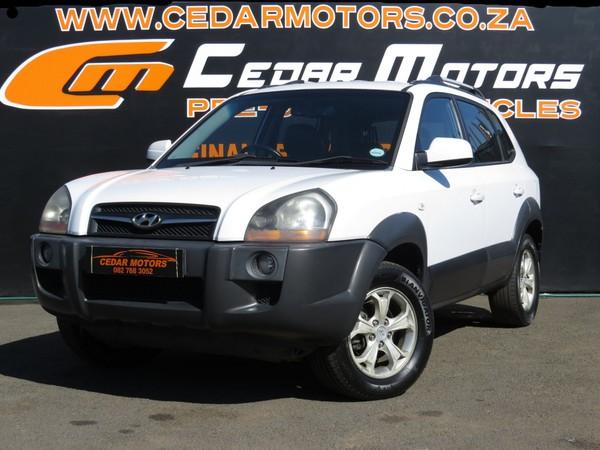 2010 Hyundai Tucson 2.0 Gls  Gauteng Johannesburg_0