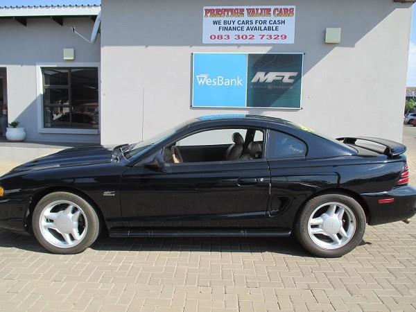 1995 Ford Mustang 5.0 Gt  Gauteng Pretoria_0