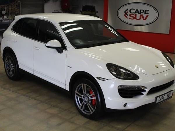 2011 Porsche Cayenne S Hybrid Tip  Western Cape Brackenfell_0