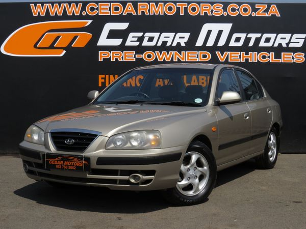 2006 Hyundai Elantra 2.0 Crdi  Gauteng Johannesburg_0