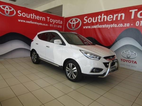 2015 Hyundai iX35 2.0 Elite Auto Gauteng Lenasia_0