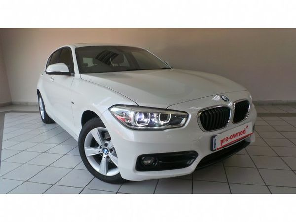 2016 BMW 1 Series 120d Sport Line 5DR Auto f20 Gauteng Pretoria_0