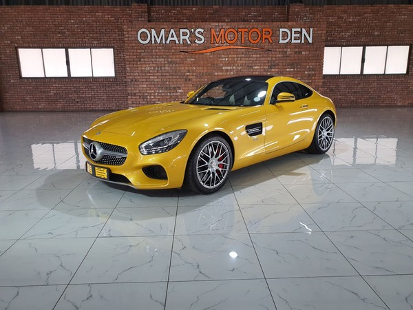 2015 Mercedes-Benz AMG GT S 4.0 V8 Coupe Mpumalanga Witbank_0