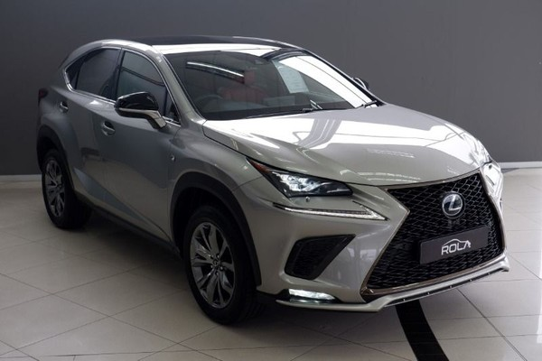 2020 Lexus NX 300 F-Sport Western Cape Somerset West_0