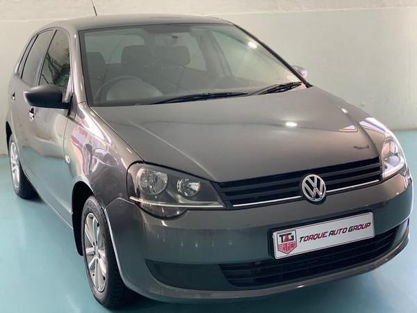 2017 Volkswagen Polo Vivo GP 1.4 Conceptline 5-Door Kwazulu Natal Durban_0