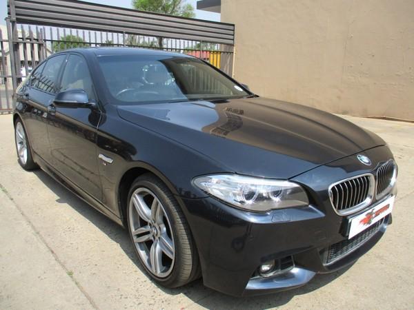2015 BMW 5 Series 520D Auto M Sport Gauteng Alberton_0