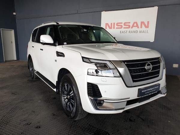 2020 Nissan Patrol 5.6 V8 LE Premium Gauteng Johannesburg_0