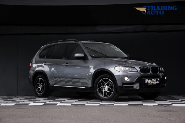 2009 BMW X5 Xdrive30d At e70  Gauteng Pretoria_0