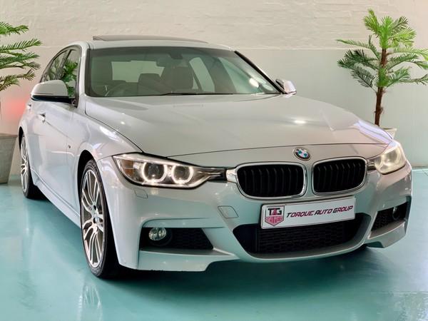2015 BMW 3 Series 320i M Sport Auto Kwazulu Natal Durban_0