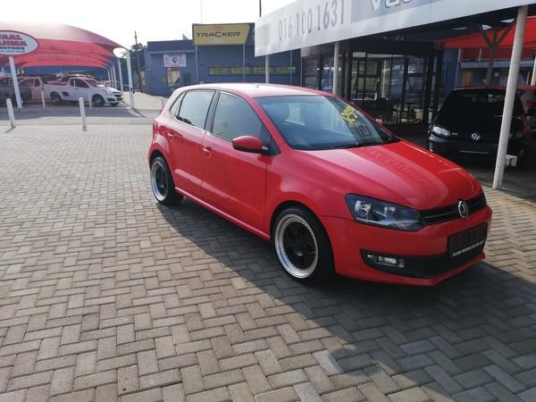 2011 Volkswagen Polo 1.6 Tdi Comfortline 5dr  Gauteng Vereeniging_0