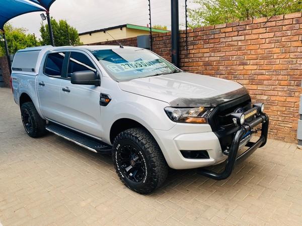 2016 Ford Ranger 2.2TDCi XL Double Cab Bakkie Gauteng Pretoria_0