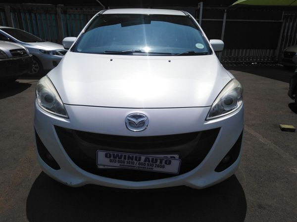 2011 Mazda 5 2.0 Active 6sp  Gauteng Johannesburg_0