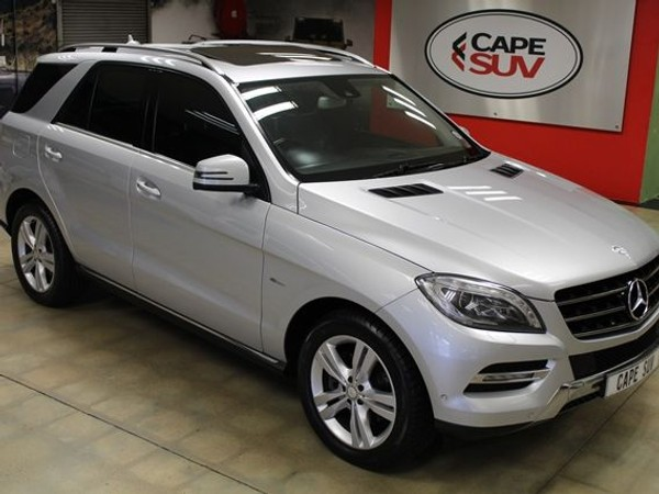 2012 Mercedes-Benz M-Class Ml 350 Bluetec  Western Cape Brackenfell_0
