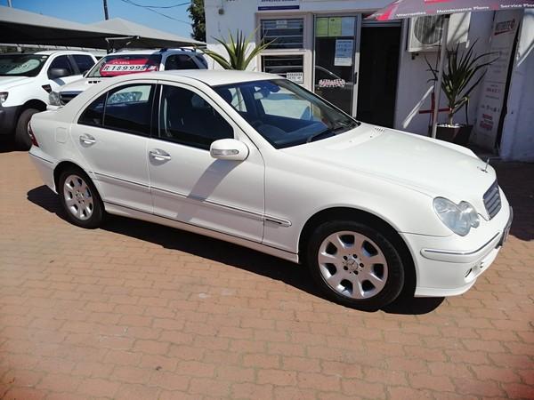 2006 Mercedes-Benz C-Class C180k Elegance  Western Cape Cape Town_0
