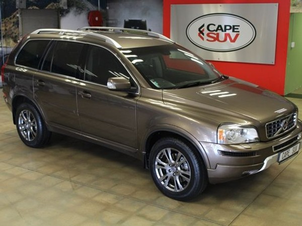2013 Volvo Xc90 2.4 D5 7seat Exec Geartron  Western Cape Brackenfell_0