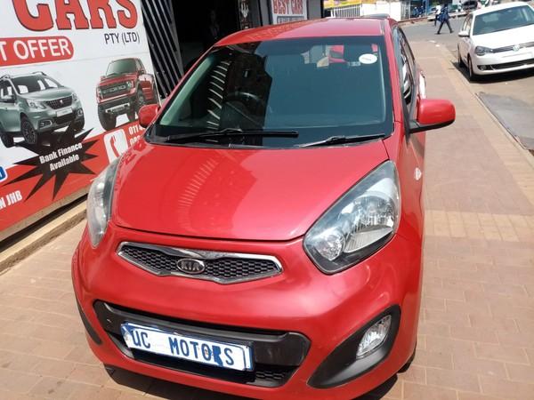 2012 Kia Picanto 1.2 Ex  Gauteng Germiston_0