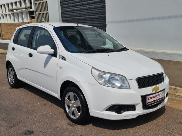 2009 Chevrolet Aveo 1.6 L 5dr  Kwazulu Natal Durban_0