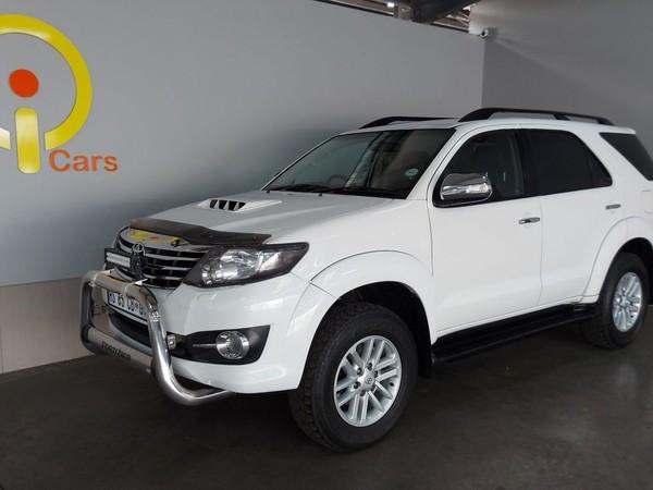 2015 Toyota Fortuner 3.0d-4d 4x4 At  Mpumalanga Mpumalanga_0