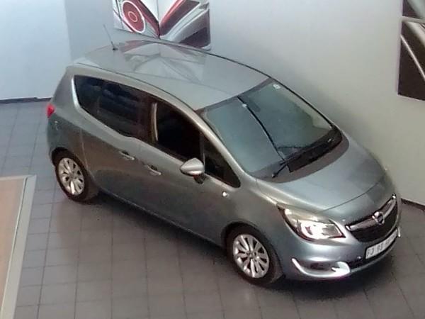 2014 Opel Meriva 1.4t Enjoy  Gauteng Westonaria_0