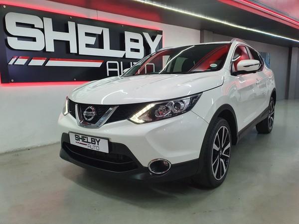 2015 Nissan Qashqai 1.6 dCi Acenta Auto Gauteng Four Ways_0