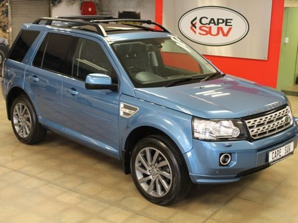 2013 Land Rover Freelander Ii 2.2 Sd4 Se At  Western Cape Brackenfell_0