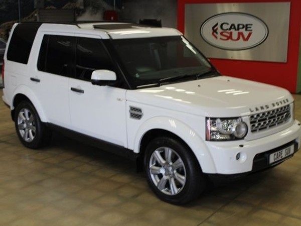 2013 Land Rover Discovery 4 3.0 Tdv6 Hse  Western Cape Brackenfell_0