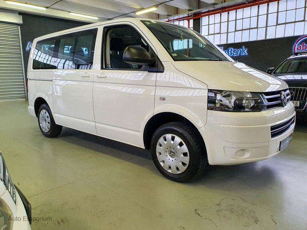 2015 Volkswagen Kombi 2.0 Tdi 75kw Base  Western Cape Maitland_0