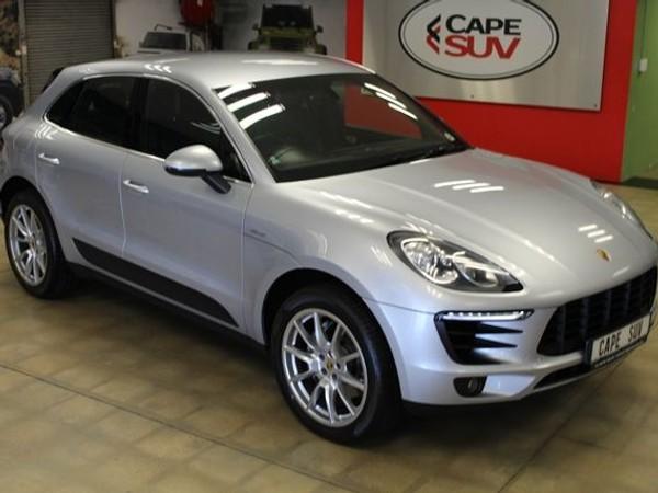 2014 Porsche Macan S Diesel Western Cape Brackenfell_0