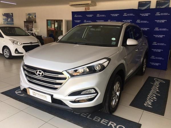 2017 Hyundai Tucson 2.0 Premium Auto Gauteng Nigel_0
