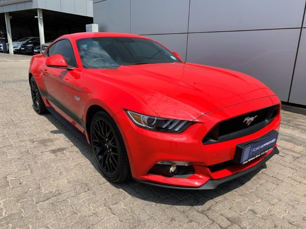 2018 Ford Mustang 5.0 GT Auto Gauteng Krugersdorp_0