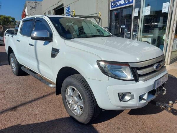 2013 Ford Ranger 3.2tdci Xlt 4x4 Pu Dc  Kwazulu Natal Durban_0