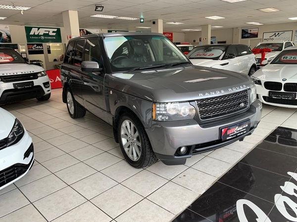 2011 Land Rover Range Rover 4.4 Tdv8  Kwazulu Natal Pinetown_0