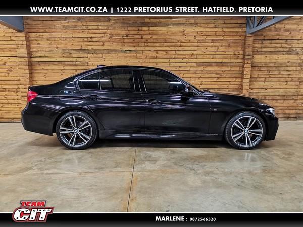 2017 BMW 3 Series 320D M Sport Auto Gauteng Pretoria_0
