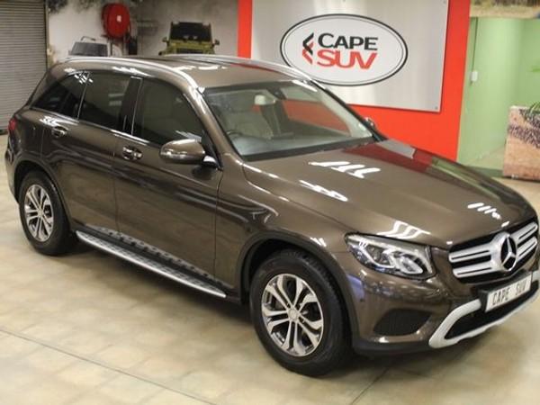 2016 Mercedes-Benz GLC 250d Exclusive Western Cape Brackenfell_0
