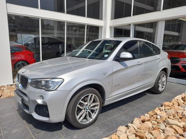 2015 BMW X4 xDRIVE20i M Sport Mpumalanga Secunda_0