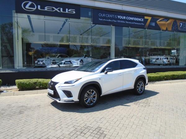2020 Lexus NX 300 F-Sport Gauteng Four Ways_0