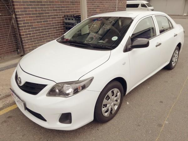 2014 Toyota Corolla Quest 1.6 Kwazulu Natal_0