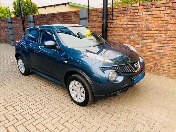 2014 Nissan Juke 1.6 Acenta  Gauteng Pretoria_0