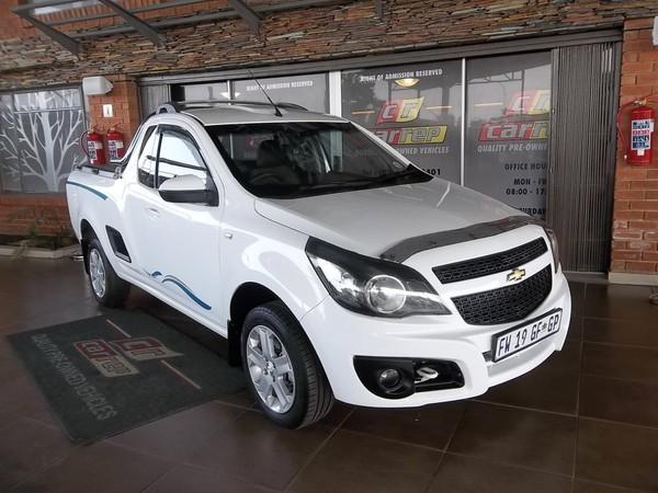 2017 Chevrolet Corsa Utility 1.4 Sport Pu Sc  Gauteng Boksburg_0