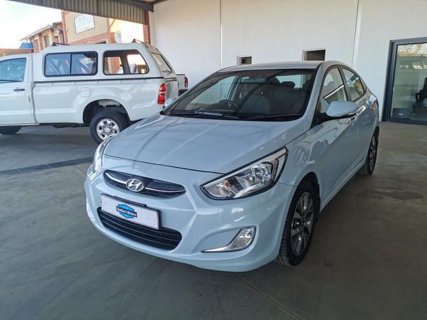 2016 Hyundai Accent 1.6 Gls  Gauteng Carletonville_0
