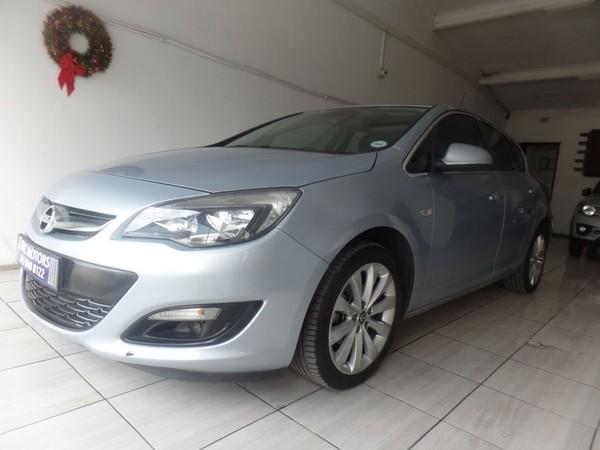 2014 Opel Astra 1.4T Enjoy Gauteng Johannesburg_0