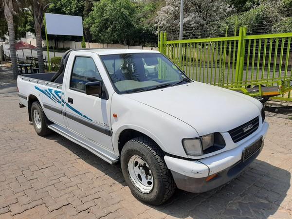1997 Isuzu KB Series Kb 280 Dt Le Lwb Pu Sc  Gauteng Randburg_0