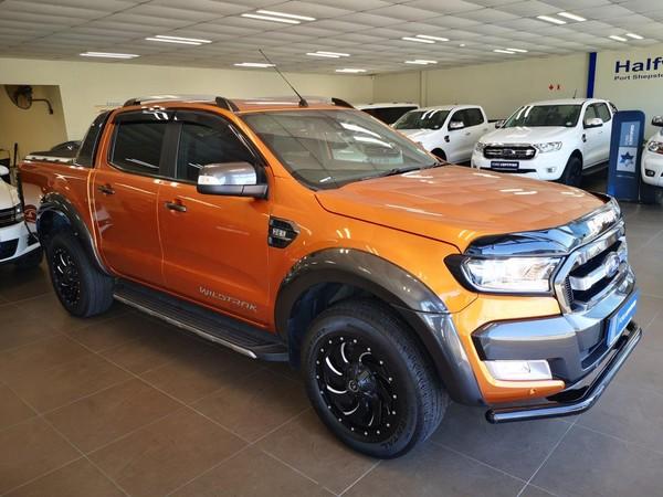2018 Ford Ranger 3.2TDCi WILDTRAK Auto Double Cab Bakkie Kwazulu Natal Port Shepstone_0