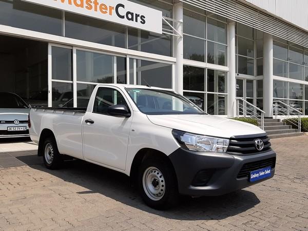 2019 Toyota Hilux 2.0 VVTi AC SC CC Gauteng Midrand_0