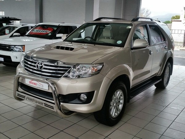 2012 Toyota Fortuner 3.0d-4d 4x4 At  Western Cape Wynberg_0